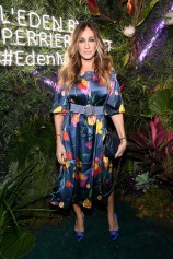 MIAMI BEACH, FL - NOVEMBER 29: Actress Sarah Jessica Parker attends the L'Eden By Perrier-Jouet opening night in partnership with Vanity Fair at Casa Claridge's on November 29, 2016 in Miami Beach, Florida. (Photo by Frazer Harrison/Getty Images for Perrier-Jouet)