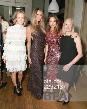 Carol Mack, Elle Macpherson, Samantha Boardman